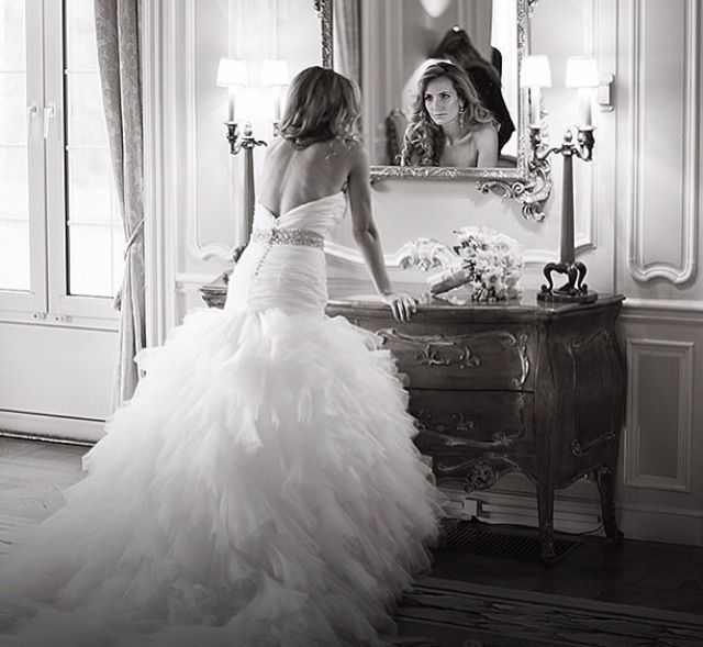 5 things not to do after youve picked out your wedding dress 1