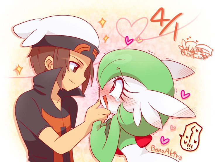 Trainer x gardevoir i don 39 t know pinterest trainers for Bano akira gardevoir