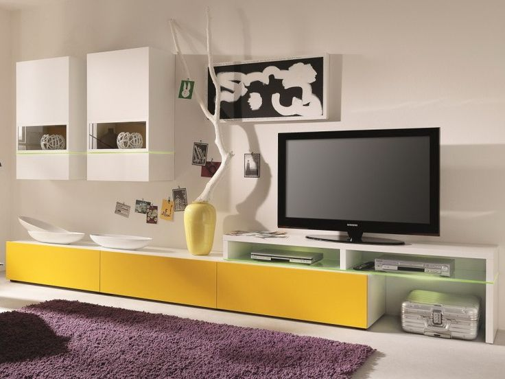 53 best Wall units images on Pinterest