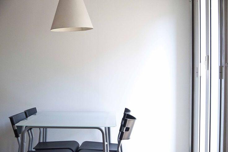 Interior at La Barceloneta (Barcelona) by Carles Coll & Berta Coll #CarlesColl #BertaColl #arquitectura #architecture #interior #decoracion #interiorismo #bedroom #decoration #rehabilitacion #rehabilitacio #barcelona #barceloneta