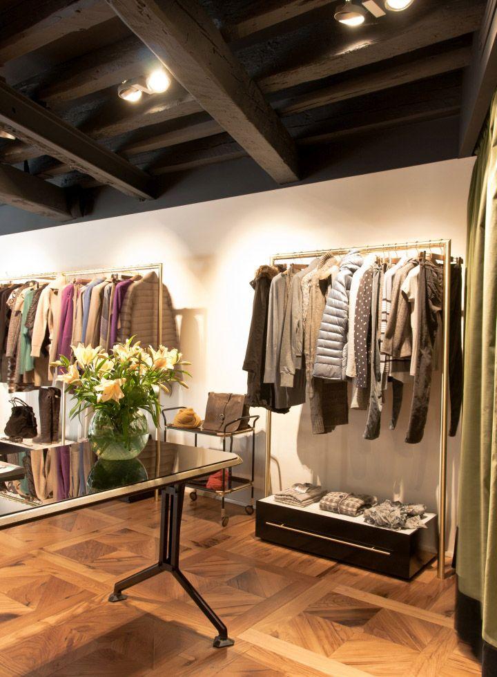 Bastia Fuori Store By Andrea Gaio Mirano Italy Retail Design Blog