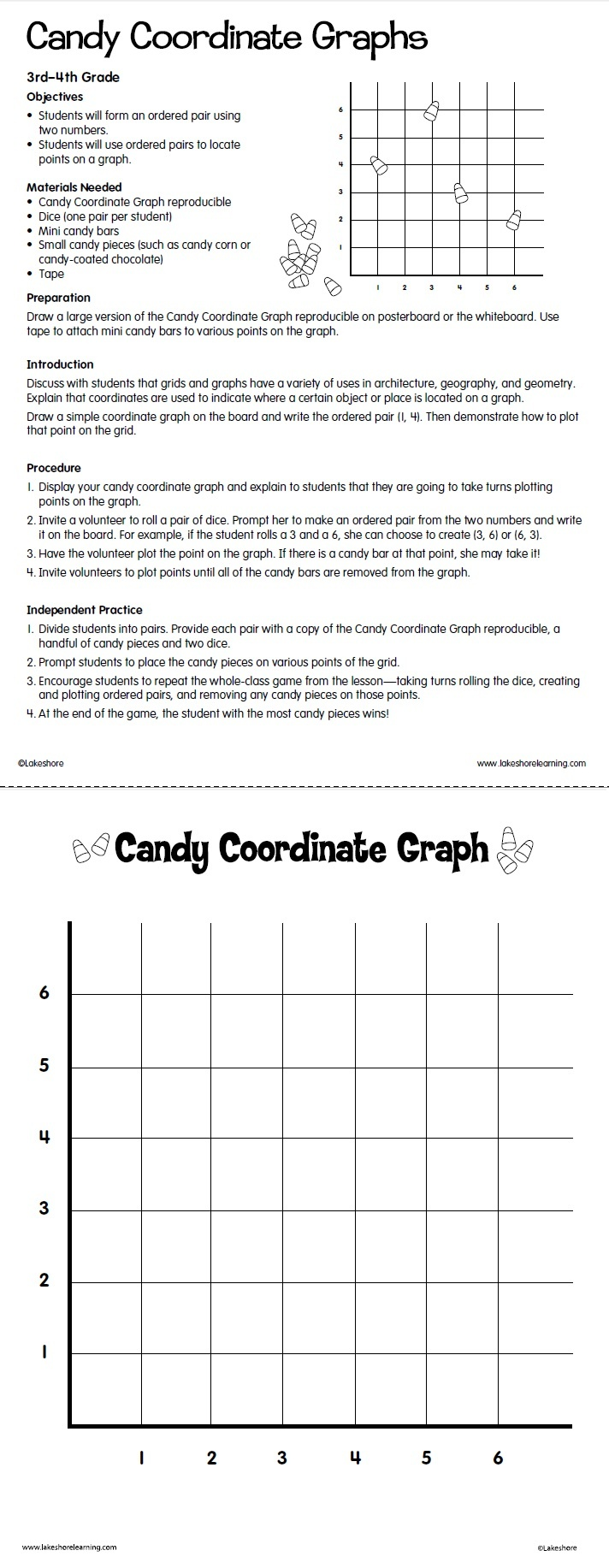 worksheet Chocolate Fever Worksheets 1000 images about chocolate on pinterest thinking skills candy coordinate graphs lesson plan freebie