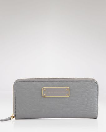 Marc By Marc Jacobs Wallet Slim Zip Lizzie