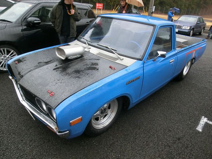 33 best images about datsun 620 39 s first love on pinterest for Garage 4x4 ain