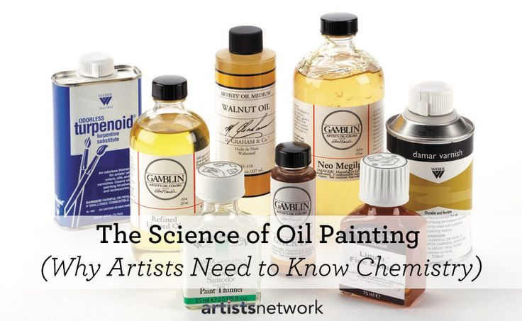 You're only one click away from great tips on how to oil paint!