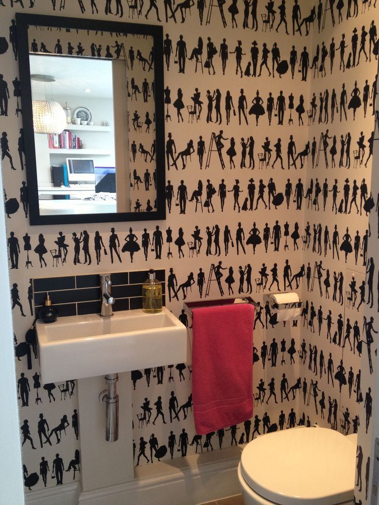 Picture Gallery For Website One of our customers used the fabulous Bond Girls Black u White by Paper Moon in