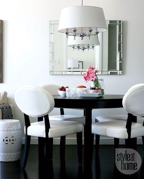 Esams Condo Interior Design Vancouver: Condo Dining Tables Vancouver