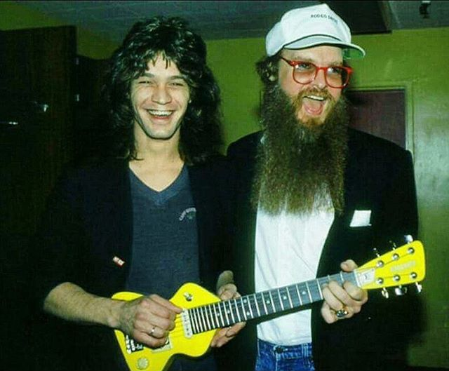 Eddie and Billy Gibbons