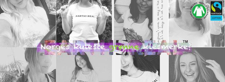 Økologiske og rettferdige T-skjorter klær