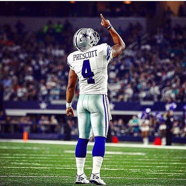 With Romo out 6-10 weeks, Dak Prescott named starting QB.  @_4dak