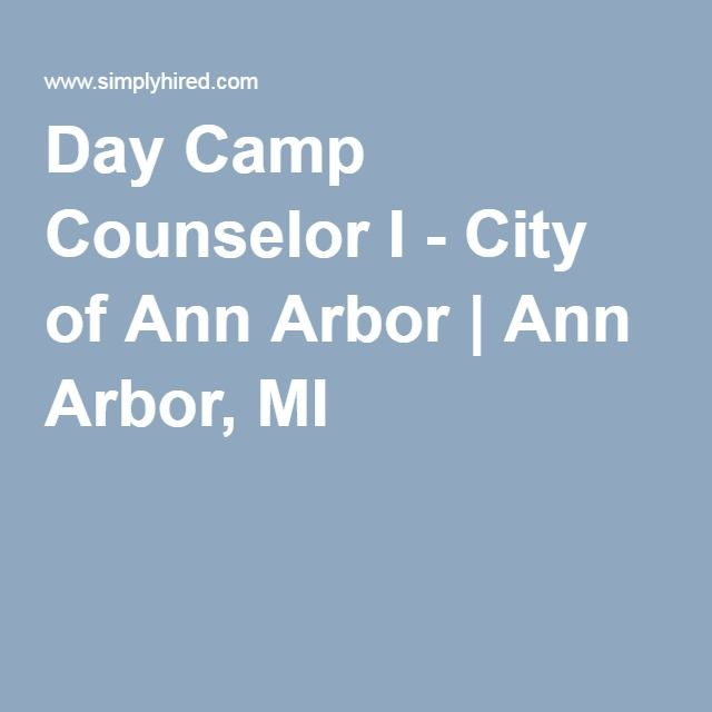 Best Ideas About Camp Counselor Job Description On