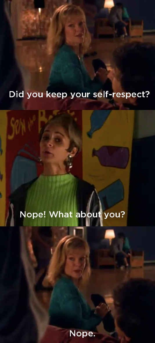 This: | 26 Moments When Jerri Blank Inspired Us To Be Better People | Strangers With Candy