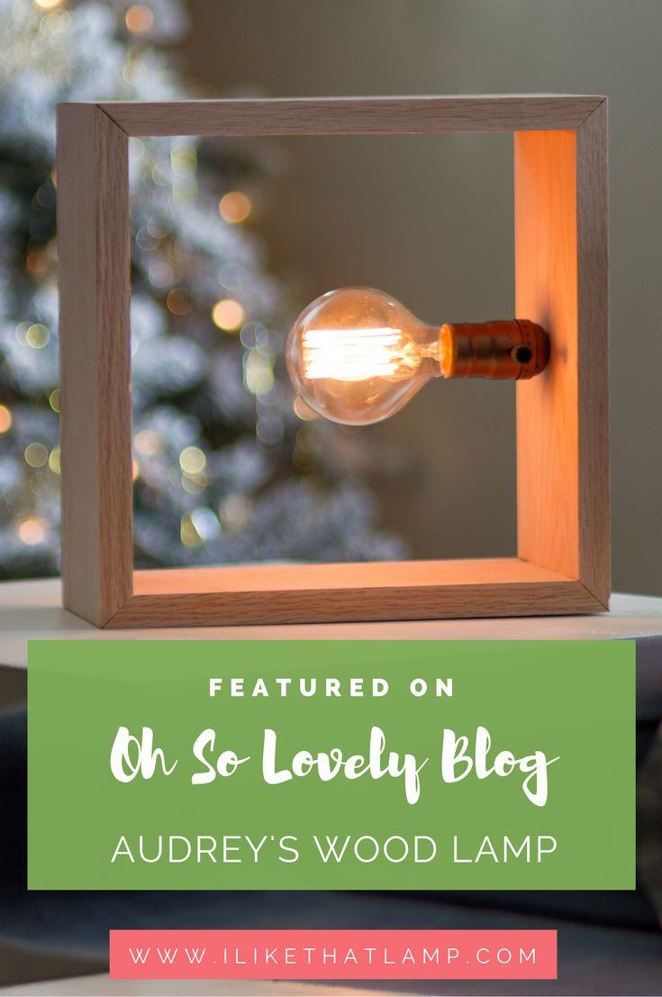 122 best DIY Wooden Lamp Ideas images on Pinterest | Lighting design ...