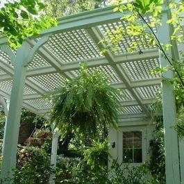 Pergolas - traditional - patio - cincinnati - Ohio Valley DeckScapes