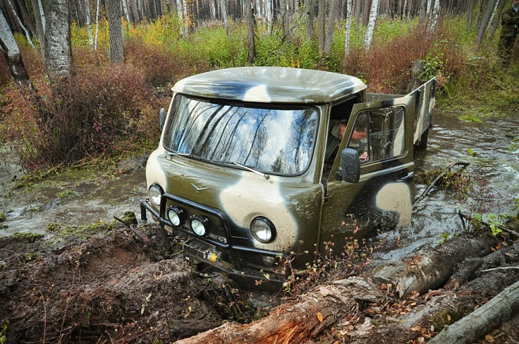 uaz 452 in russian mud uaz teile shop pinterest mud. Black Bedroom Furniture Sets. Home Design Ideas