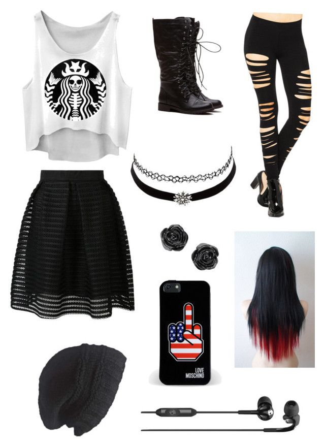"""Emo Life"" by emolove4623 ❤ liked on Polyvore"