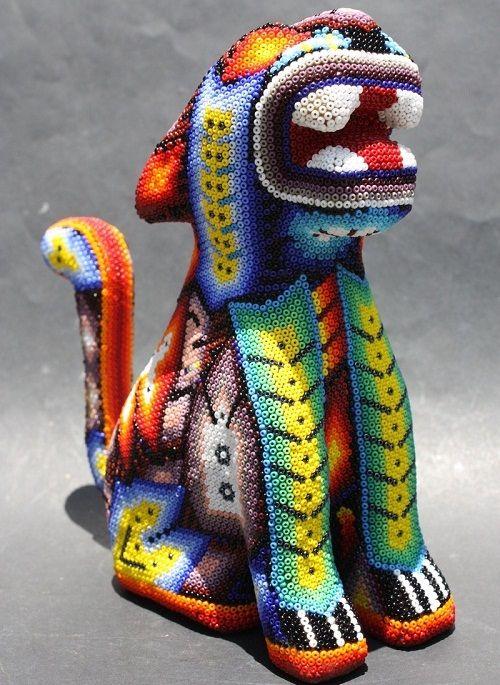 Серия сообщений: Традиционное творчество индейцев Уичоли