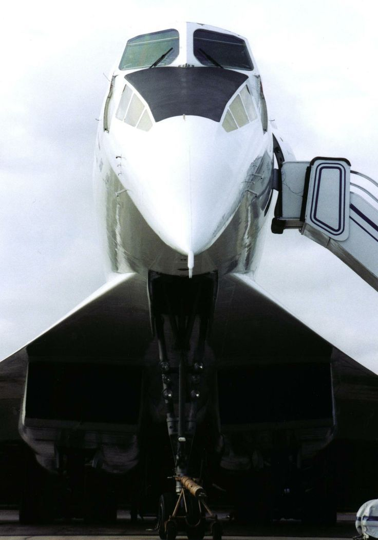 "Tupolev Tu-144: ""Looking Down."""