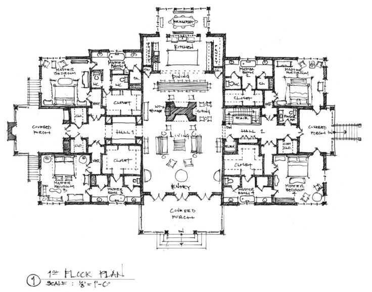 533 best floor plans images on pinterest | house floor plans