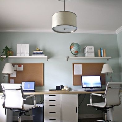 Contemporary Home Office Office Design, Pictures, Remodel, Decor and Ideas - page 31