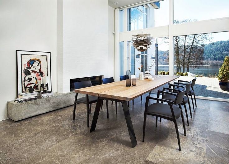 Naver Collection GM3200 Plank Table | nordicurban.com