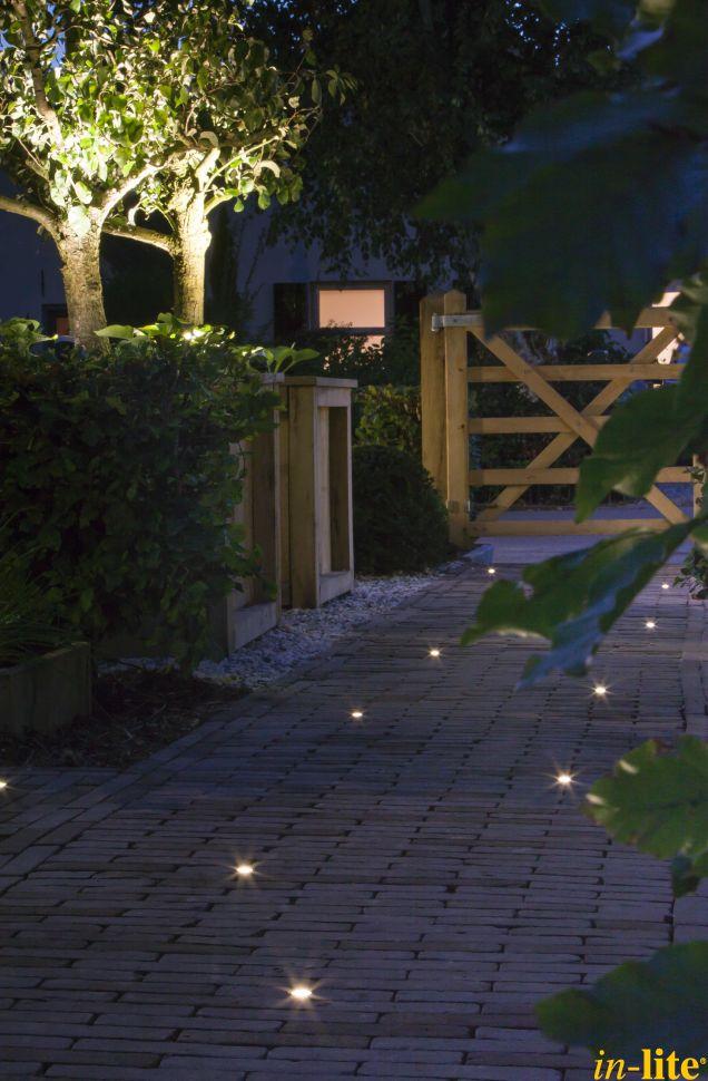 Veiligheid voorop | Buitenverlichting | Tuin van Eigen Huis & Tuin | Grondspot HYVE 22 | 12V | Inspiratie | Buitenspot SCOPE | Tuin