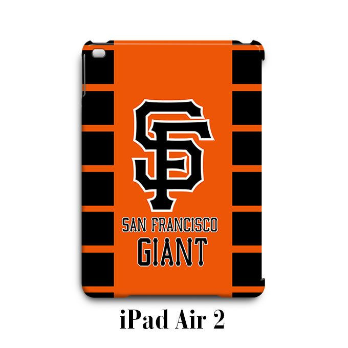 San Francisco Giants iPad Air 2 Case Cover Wrap Around