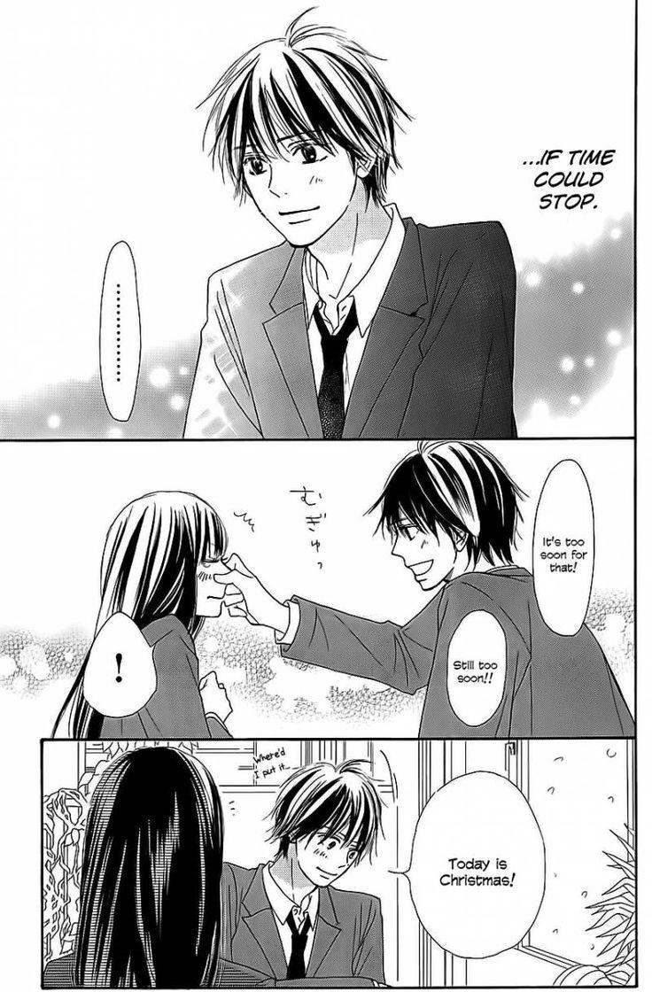 """Kimi Ni Todoke Chapter 112 """"Realisation"""" is now out enjoy reading guys #kiminitodoke"""
