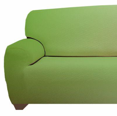 Funda de sofá de color verde perfecta para el sofá de tu salón. ¿Quieres conocerla?  http://www.dulce-hogar.net/es/ofertas-fundas-sofa/96-funda-de-sofa-verde.html