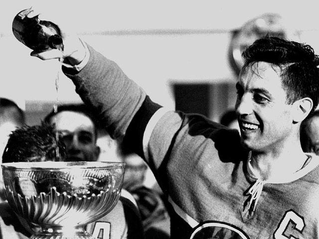 Jean Beliveau, Montreal Canadiens