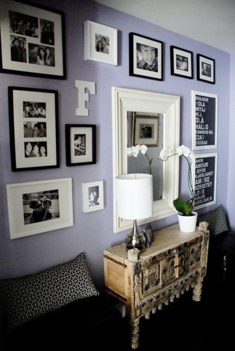 Fresh Hallway Pictures Display
