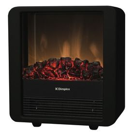 Create a cosy atmosphere with this 1.5kW Mini Cube Electric Fire by Dimplex!