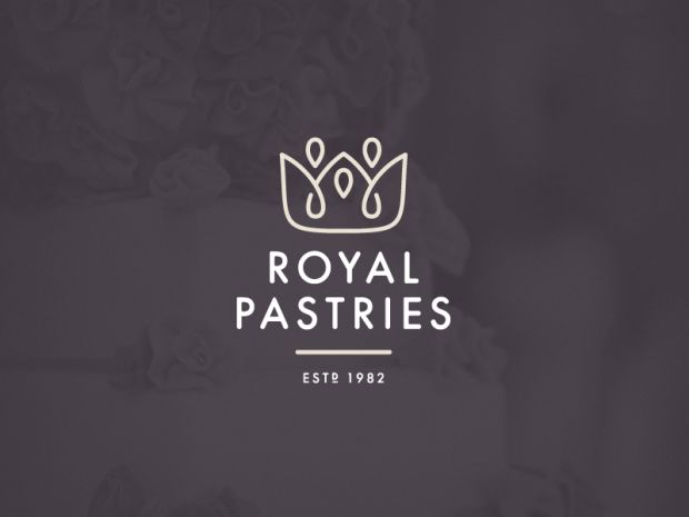 royalpastries 620x465 20 Royal Logo Designs