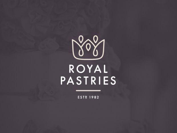 royalpastries 620x465 20 Royal Logo Designs