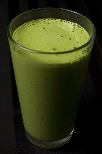 Green Cocunut Smoothie (Healthy)