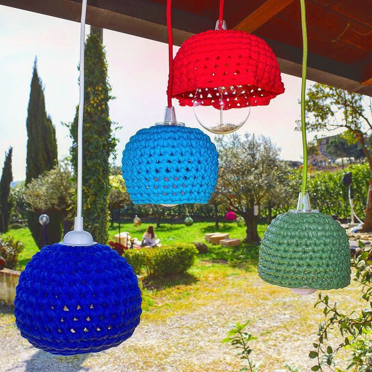 Lampade artigianali multicolor🌸adatte in qualsiasi ambiente