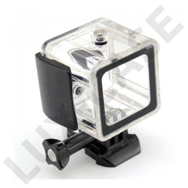 30M vanntett deksel med brakett for GoPro Hero 4 Session - Hero - GoPro - Diverse - GRATIS FRAKT!