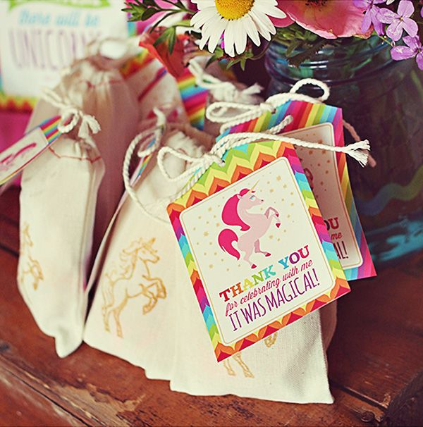 Magical Rainbow Unicorn Party!                                                                                                                                                                                 More