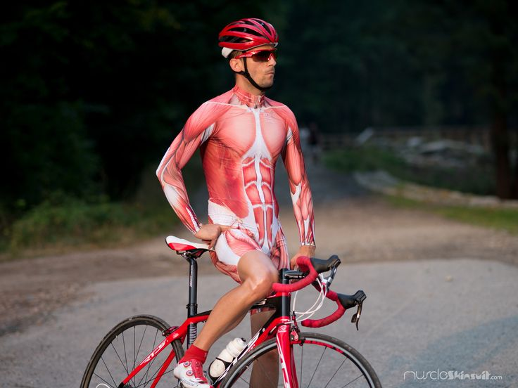 https://flic.kr/p/xToS4s | chronosuit - chrono suit | muscle skinsuit long sleeve for cycling. More info about this skin suit on: muscleskinsuit.com/
