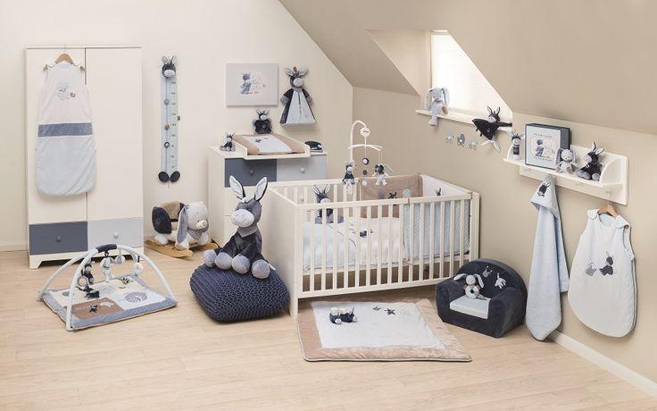 Collection chambre Alex & Bibou - Nattou