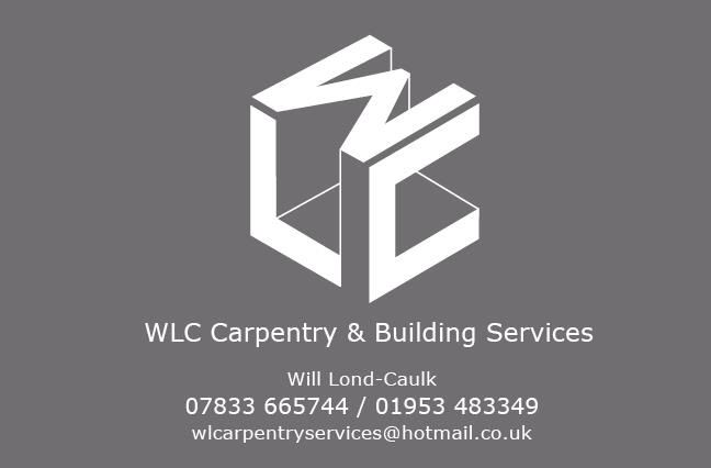 Logo for a local carpenter... Does various other building work so tried to steer clear of old fashioned style