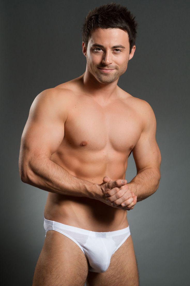 Hot in man sexy underwear