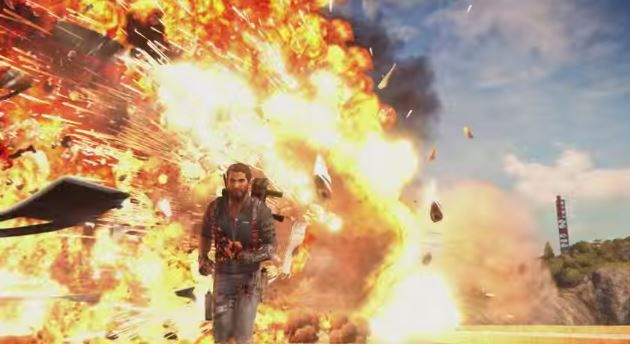 Just Cause 3 is taking gaming to a whole new level