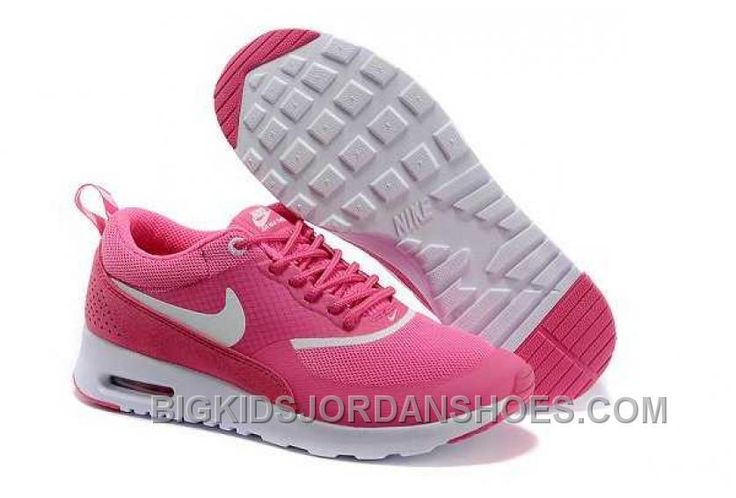 http://www.bigkidsjordanshoes.com/nike-air-max-thea-womens-pink-white-hot-ybbdh.html NIKE AIR MAX THEA WOMENS PINK WHITE HOT YBBDH Only $79.00 , Free Shipping!