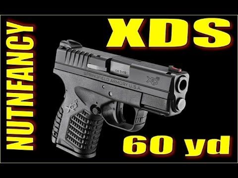 """Springfield XDS: The 60 yd Pocket Pistol"" by Nutnfancy [FULL REVIEW]"