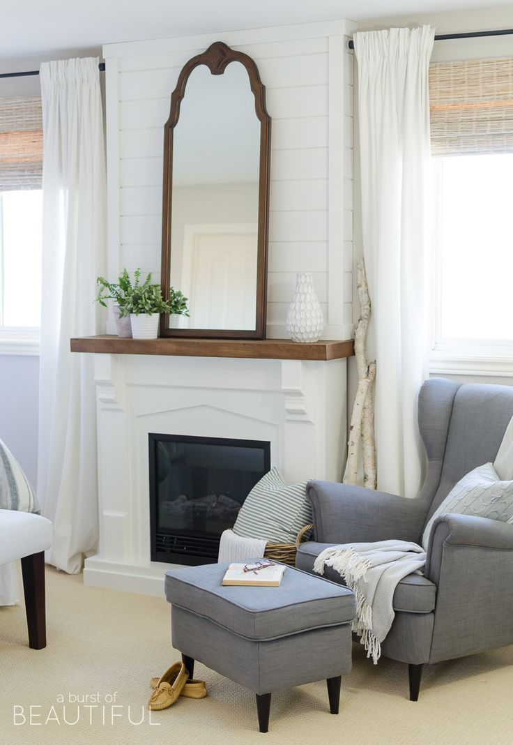 112663 best share your blog images on pinterest for Modern farmhouse window treatments