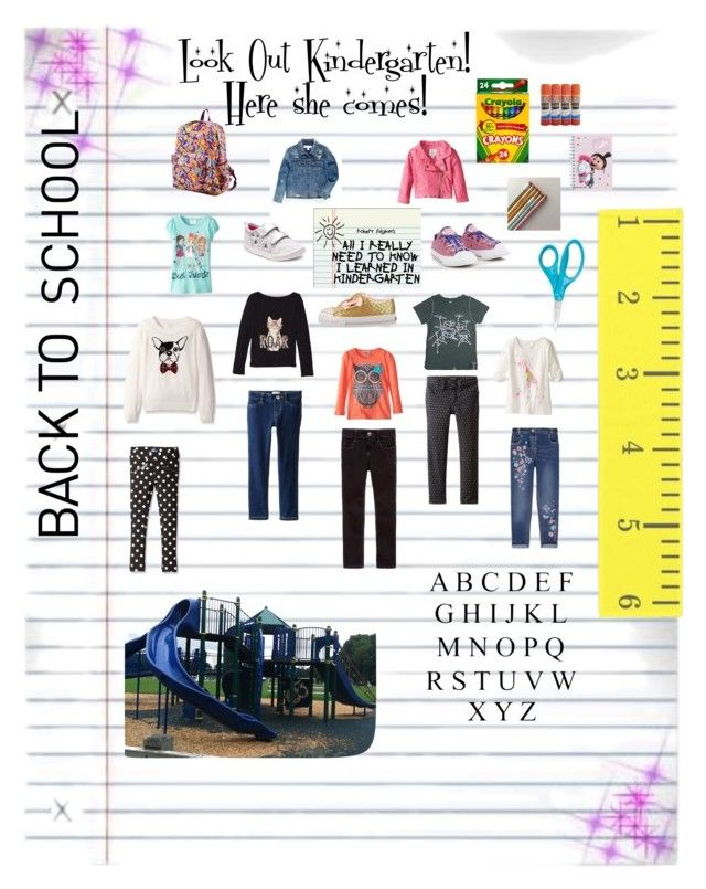 """""""Back to School Shopping for My Girl."""" by aurorasblueheaven on Polyvore featuring Treasure & Bond, Converse, George, The Children's Place, Stride Rite, Beautees, Levi's, Joe's Jeans, Skechers and JWorld"""