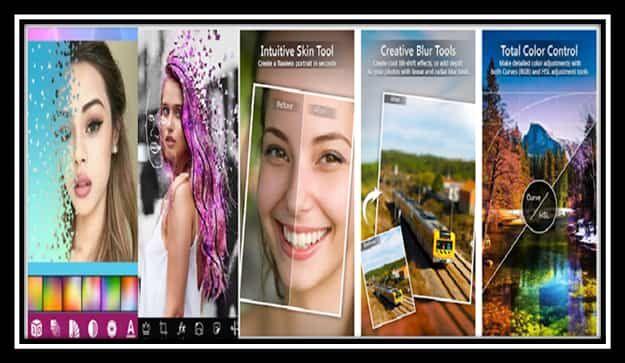 افضل برنامج تصميم الصور وتعديلها للجوال مجانا تطبيقات اندرويد و ايفون Hair Straightener Beauty Hair