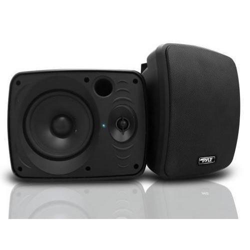 Waterproof & Bluetooth 5.25'' Indoor / Outdoor Speaker System, 600 Watt, Black #speaker #bluetooth #blackfriday #cybermonday #holidays https://seethis.co/9oe80b/