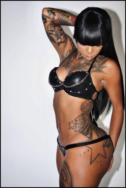 Secret Moneii Black Ink Tattoos Beautiful Tattoos